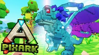 FAIRY DRAGON TAME - HOW TO PIXARK SMP #5