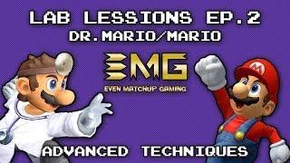 EMG's Lab Lessons (Episode 2) – Doc & Mario Up-B Techniques – Super Smash Bros. Melee
