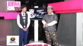 EFM On TV 8 March 2014 - Thai Talk Show