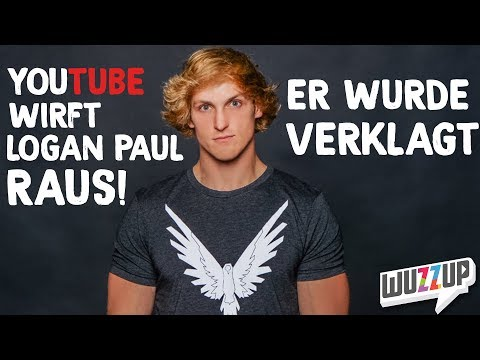 YouTube lässt Logan Paul fallen! ( Google Preferred ...