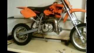 10. KTM  50 brake mod (EASY)