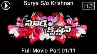 Surya Son Of Krishnan Telugu Full Movie Part 01/11 (Surya, Sameera Reddy, Simran)