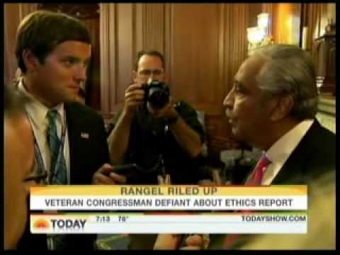 Melanie Sloan Discusses Rep. Charlie Rangel's Ethics Charges