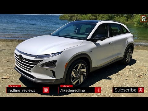 Does The 2019 Hyundai Nexo Fuel Cell Preview A Hydrogen Future?