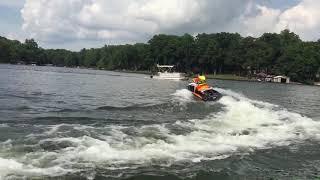 9. 2018 Sea doo jet ski 155 GTI SE
