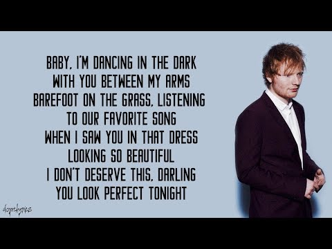 Perfect - Ed Sheeran (Lyrics) Mp3