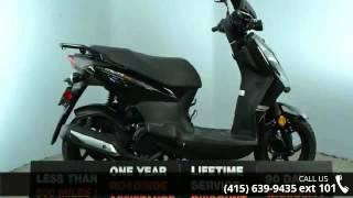 10. 2015 Lance PCH 125  - SF Moto - San Francisco, CA 94103
