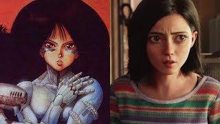 Video WTF Is Alita: Battle Angel? - Trailer Breakdown MP3, 3GP, MP4, WEBM, AVI, FLV Oktober 2018