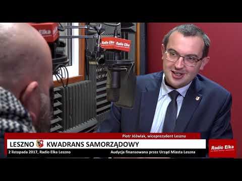 Wideo1: Leszno Kwadrans Samorządowy 2 listopada 2017
