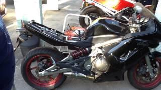 7. 2008 Kawasaki Ninja 650R