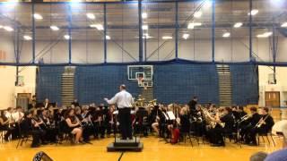 Dewitt (MI) United States  City pictures : DeWitt High School Concert Band, DeWitt, MI, December 16, 2