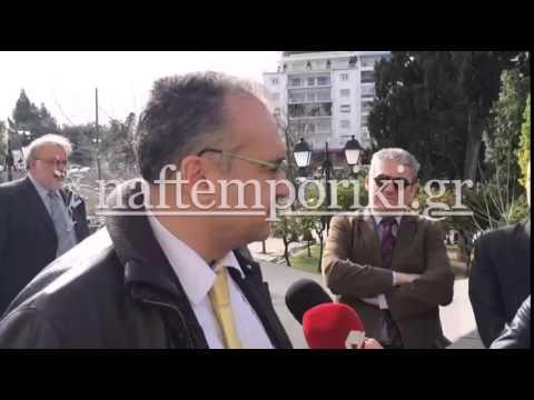 Δ. Βερβεσός: Θα είμαστε παρόντες και με κινητοποιήσεις και στο διάλογο