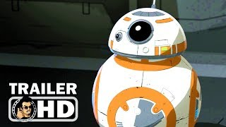 STAR WARS RESISTANCE Trailer #1 (2018) Disney Series by JoBlo Movie Trailers
