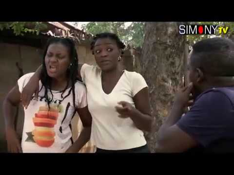 STUBBORN BEANS 1 (Queen Nwokoye & Chacha Eke) Latest Nollywood Nigerian Movies | Family Drama Comedy