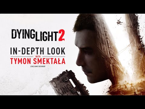 Interview officielle avec Tymon Smekta?a à l'E3 2019 de Dying Light  2