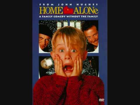 Home Alone Soundtrack-03 The House
