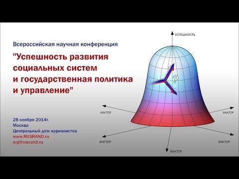 Политическая карта российского сегмента Интернета