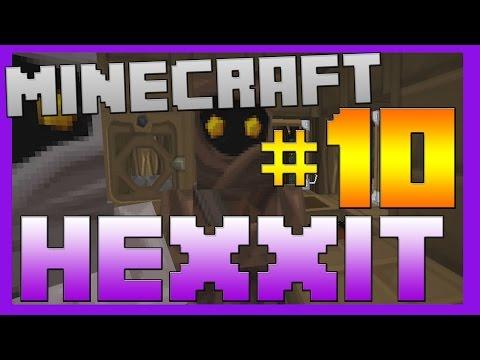 Texturenpaket klappt|Minecraft Hexxit#10[HD+]