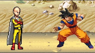 Video One Punch Man vs Goku MP3, 3GP, MP4, WEBM, AVI, FLV Februari 2019