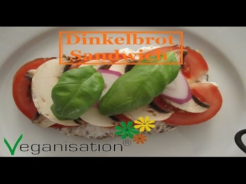 Dinkel Brot Kalorienarm Diät Brot selber machen Vegan Gesund Rezept