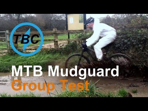 Ultimate mudguard group test 2015