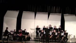 Wantagh High School Jazz Ensemble Impressions March 31st 2015 - YouTube