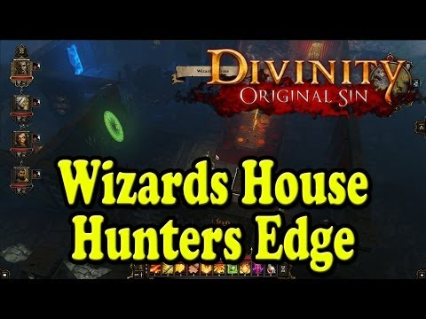 Divinity Original Sin - Wizards House - Hunters Edge