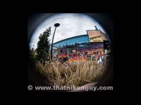 Lensbaby Composer walkabout - GET YOUR GEAR OUT!