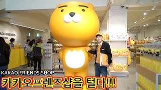 Video I spent all money I had in KAKAO FRIENDS SHOP !!! MP3, 3GP, MP4, WEBM, AVI, FLV Agustus 2018