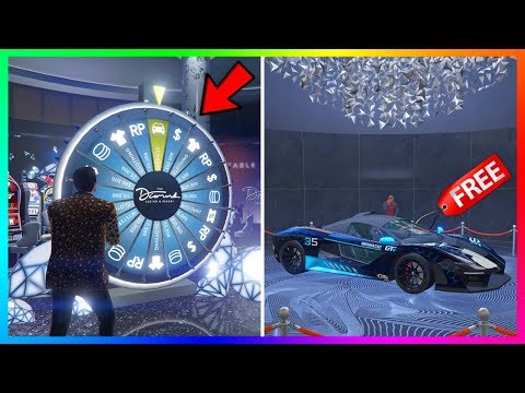 How To Win The Lucky Wheel Podium Car EVERY SINGLE TIME In GTA 5 Online! UPDATED 2020