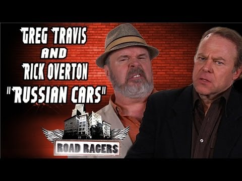 Buying a New Car - Russian Used Car Salesman - Rick Overton and Greg Travis