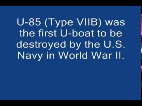 Pecio U-85
