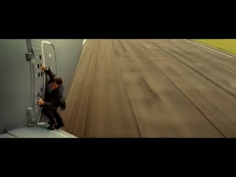 MISSION: IMPOSSIBLE - ROGUE NATION | On Blu-ray Today  (HD)