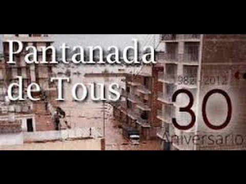30 años Pantana de Tous Valencia - Documentos Inéditos.WMV