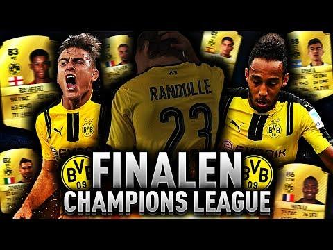 VINNER CHAMPIONS LEAGUE FINALEN PÅ FIFA 17?! 🏆💥