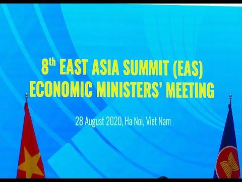 Hội nghị Bộ trưởng kinh tế Đông Á (EAS) lần thứ 8