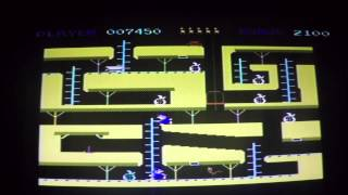 My Bagman Review: http://atariage.com/forums/topic/238727-colecovision-bagman-review/A short video of Bagman for Colecovision released by CollectorVision in 2015. Read the rest of the review for more details.