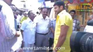Jayam Ravi and Anjali's New Movie Launch