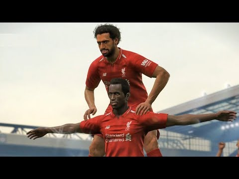 PES 2019 - Liverpool Vs Arsenal - Gameplay (PS4 HD) [1080p60FPS]