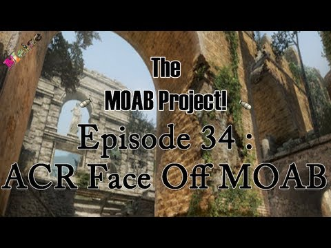 MeiseTV - How many likes can we get for for a Face Off MOAB lads?! Also are there any guns that you want to see MOABs with? :) The background music was provided my Pos...