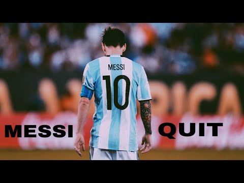 Lionel Messi - Don't Quit - Motivational video 2019 - Full HD