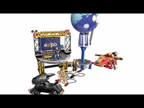 Video Latest YouTube Video of the Ironman 2 Stark Expo Playset