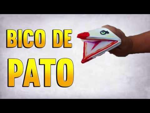 Bico de pato de pape