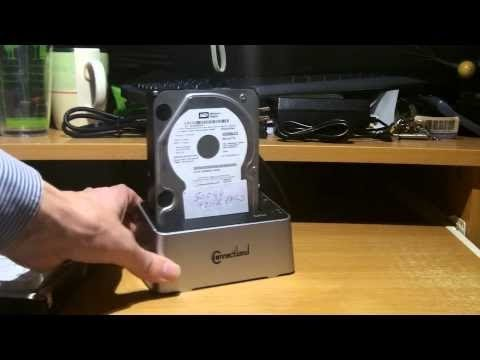 Unboxing Connectland/Syba Dual Mode: SATA III HDD & Duplicator Docking Station