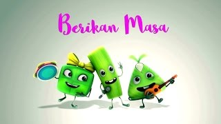 Lagu Raya Berikan Masa: [MV] Juzzthin & Ceria Popstar ft. ketupat & lemang Astro - Pat, Mang & Las! Video