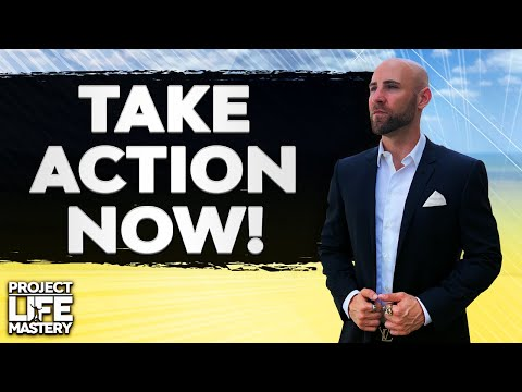 Take Massive Action Now to Achieve Long Term Success
