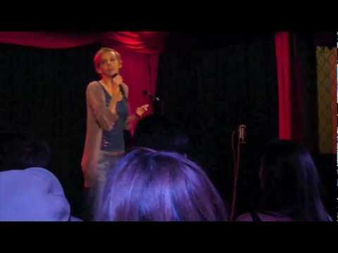 Jen Ellison - Stand Up Comedy