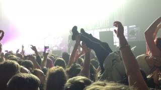 ADTR performing Naivety in London.