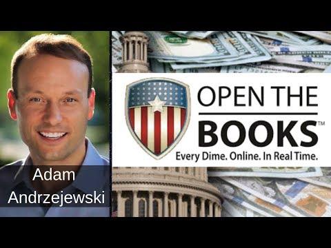 Adam Andrzejewski: How Posting All Public Spending Online Can Transform U.S. Public Policy