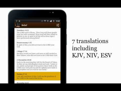 Video of Bible Promises